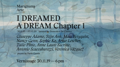 I dreamed a dream - Chapter 1